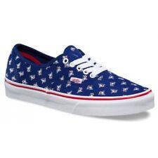 Vans Authentic MLB Toronto/Blue Jays Men's Classic Skate Shoes Size 10.5