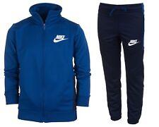 Nike Boys Kids Tracksuit Jogging Bottoms Jacket Track Top Training Pants 5-14
