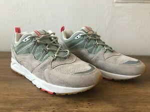 Karhu Suede Fusion 2.0 Lace-Up Sneakers in Rainy Day | Size: 10.5