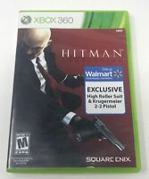 Hitman: Absolution (Microsoft Xbox 360, 2012) XBOX 360 Complete Tested