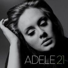 Adele - Adele : 21 [CD New] & Sealed
