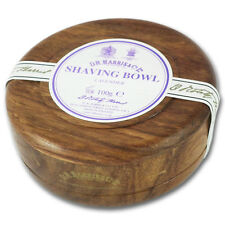 D R Harris Lujo Triple-molido Shaving Soap Bowl en Lavanda (100g)