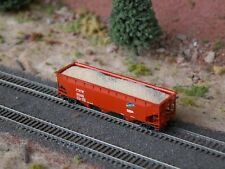 Hay Brothers SAND LOAD - Fits BLUFORD SHOPS Offset-Side Hopper Cars