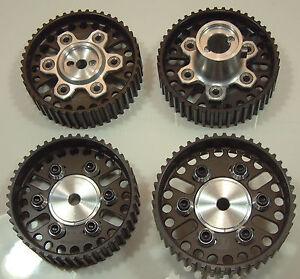 Vauxhall v6 Vernier pulleys