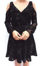 Vestiti da donna tubino floreale con scollo a v