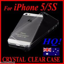 iPhone 5 5S Case - iPhone 5 5S See Through Cover Case