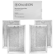 4-pack Grease Filter Replacement for GE WB06X10359 WBb06X10608 WB06X10309
