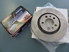 Front Brakes Pads& Rotors fits 1998-10 Volkswagen Jetta,Beetle, GTI, Golf EBR615