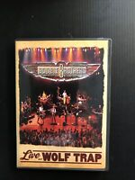 The Doobie Brothers - Live at Wolf Trap (DVD, 2004) Complete W/ Insert
