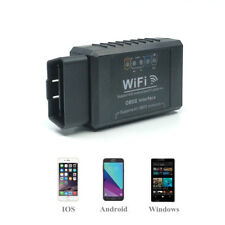ELM327 WiFi OBD2 OBDII Interface Car Fault Diagnostic Scanner Code Reader Tool
