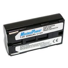 Refuelergy Battery for Canon BP-915 BP-950, BP-950G, BP-970, BP-970G, 955, 975