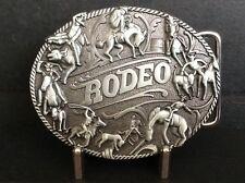 New Western Cowboy Rodeo Belt Buckle