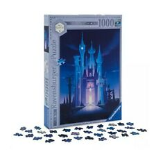CINDERELLA CASTLE COLLECTION PUZZLE by RAVENSBURGER Limited JIGSAW 1000 pieces