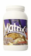 Syntrax Matrix Whey Protein Peanut Butter Cookie 2 Pound Free Shipping