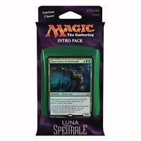 Magic the Gathering MTG Luna Spettrale Intro Pack Spade e Sigilli Mazzo V/B
