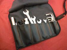 BMW Heyco DIN Tool Kit Roll Bag Travel Trunk Tool Kit Germany DIN 894 895