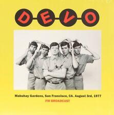 DEVO, Mabuhay gardens, San Francisco Vinyle/LP * NEUF *