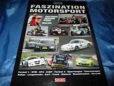 Faszination Motorsport  , Geschichte , Formel 1 + 3 , DTM , GP2 , Sportwagen etc