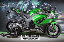 BODIS GPC-RSII für Kawasaki Z1000 & Z1000SX 2010-2018 in schwarz mit ABE