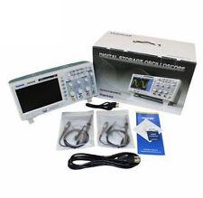 HANTEK DSO5202B 200MHz Digital Storage Oscilloscope color display WVGA