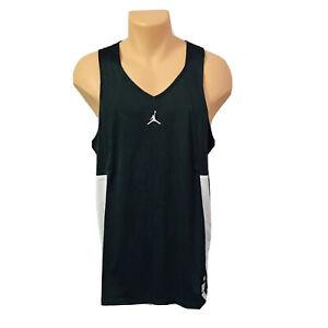 Air Jordan Flight Reversible Tank Top (Men's Size S) Grey Basketball Sleeveless