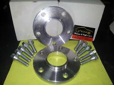 Coppia Distanziali Ruota + Bulloni For  Vw  Polo  9n3 GTI 2001>2009   5x100 16mm