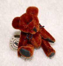 Boyd's Bears Tylar F. Wuzzie Bear - 595160-11 With Tag - New