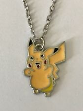 Pendant Necklace - Great Gift New Plated Kids Pokemon Pikachu