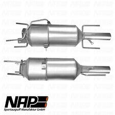 NAP DPF Saab 9-3 1.9TiD   Rußpartikelfilter
