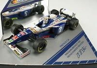 ONYX 296 - F1 WILLIAMS RENAULT FW19 - 1997 French GP - Harald Frentzen - 1:43