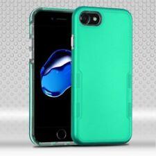 Fundas Para iPhone 7 color principal verde para teléfonos móviles y PDAs