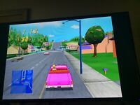 The Simpsons: Road Rage PS2 PlayStation 2 - Complete - Greatest Hits