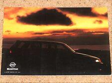 SSANGYONG MUSSO Sales Brochure c1994-1998 UK Market