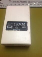 Crydom Solid State Relay D1210 New In Box