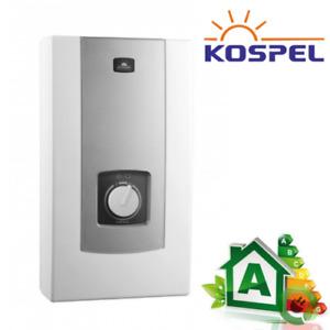 Electric Instant Bathroom Hot Water Heater 21kW PPH2 Hydraulic KOSPEL