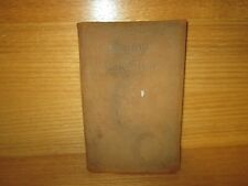 New listing Vintage 1920 The Book of Baby Mine Leather Cover Great Ads some condition issues