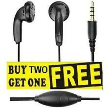 Casque écouteur mains libres Mic pour Samsung iPhone 7+ 6 S 6 5 S 5 SE iPad iPod T