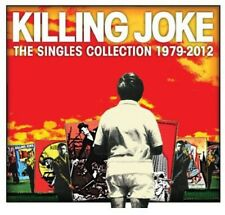 Killing Joke - Singles Collection 1979-2012 [New CD]