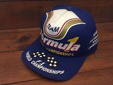 TEAM FORMULA 1 CAP - World Championships Merchandising - NEW