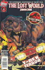 Lost World, The: Jurassic Park #4 VF/NM; Topps   save on shipping - details insi