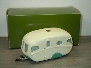 1956 Willerby Vogue Caravan - Lansdowne Models LDM17 - 1:43 in Box *52498