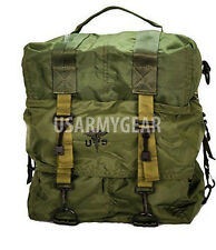 US Army Military GI Medical Instrument Supply Set Case Bag + 2 First Aid Pouches