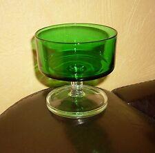 Luminarc  1 Sektschale, Kompott, grün