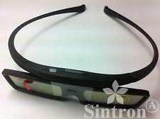 Genuine Hisense 3D Active Shutter Glasses FPS3D07A Interchange FPS3D05 ,RF based