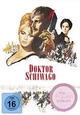 DVD DOKTOR SCHIWAGO (3 DVDs) Omar Sharif, Julie Christie ++NEU