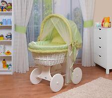 WALDIN bébé Chariot enfants,couchette bébé XXL NEUF Vert