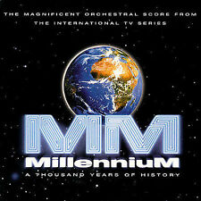 MILLENNIUM - A THOUSAND YEARS OF HISTORY!!   FACTORY SEALED!!!