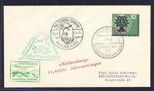 18560) Segelflug Elchingen-Triberg 15.4.1960 Aufl. ESST Bonn