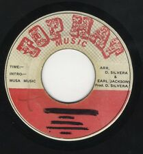 "Junior Soul Murvin -  Conversation ORIG JA 7"" TOP HAT RARE ROOTS 1974"