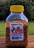 RAW BEE POLLEN CAREFULLY HARVESTED 4oz USA BEE POLLEN